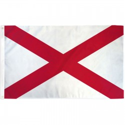 Alabama State 2' x 3' Polyester Flag