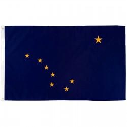 Alaska State 2' x 3' Polyester Flag