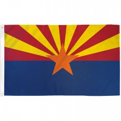 Arizona State 2' x 3' Polyester Flag