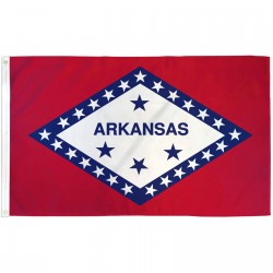 Arkansas State 2' x 3' Polyester Flag