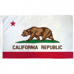 California State 2' x 3' Polyester Flag