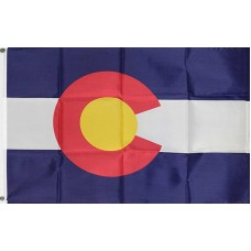Colorado 2'x3' State Flag