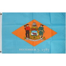 Delaware 2'x3' State Flag
