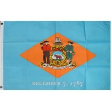 Delaware 2'x3' State Flag