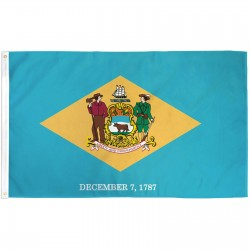 Delaware State 2' x 3' State Flag
