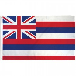 Hawaii State 2' x 3' Polyester Flag