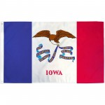 Iowa State 2' x 3' Polyester Flag