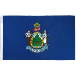 Maine 2'x3' State Flag
