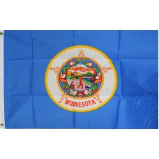 Minnesota 2'x3' State Flag