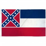 Mississippi State 2' x 3' Polyester Flag