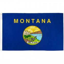 Montana 2'x3' State Flag