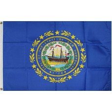 New Hampshire State 2' x 3' Polyester Flag