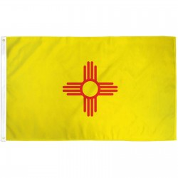 New Mexico 2'x3' State Flag