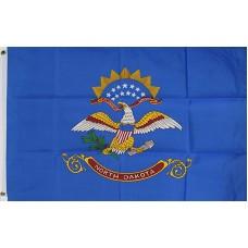 North Dakota 2'x3' State Flag