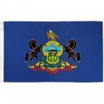 Pennsylvania State 2' x 3' Polyester Flag