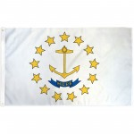 Rhode Island State 2' x 3' Polyester Flag