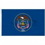 Utah State 2' x 3' Polyester Flag