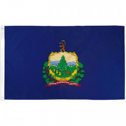 Vermont State 2' x 3' Polyester Flag