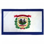 West Virginia State 2' x 3' Polyester Flag