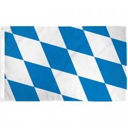 Bavaria 3' x 5' Polyester Flag