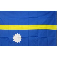 Nauru 3'x 5' Country Flag