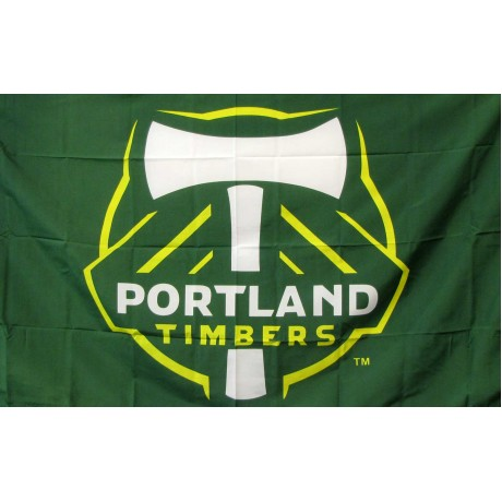 Portland Timbers 3'x 5' Flag