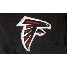 Atlanta Falcons Mascot 3' x 5' Polyester Flag