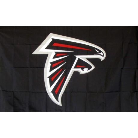 Atlanta Falcons Mascot 3' x 5' Polyester Flag