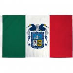 Aguascalientes Mexico State 3' x 5' Polyester Flag