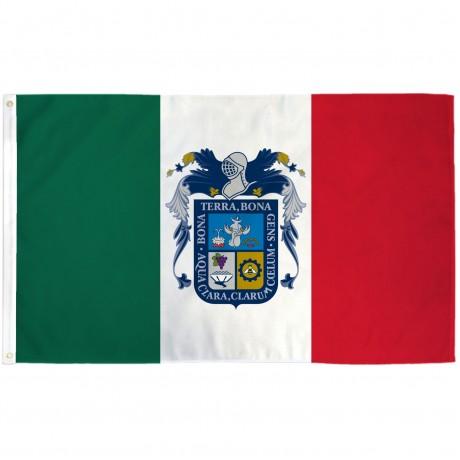 Aguascalientes Mexico State 3' x 5' Polyester Flag