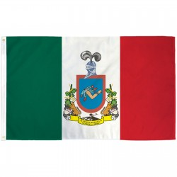 Colima Mexico State 3' x 5' Polyester Flag