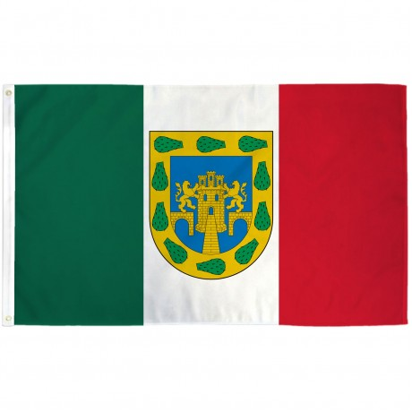 Distrito Federal Mexico State 3' x 5' Polyester Flag