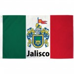 Jalisco Mexico State 3' x 5' Polyester Flag