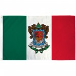 Mexico State 3' x 5' Polyester Flag