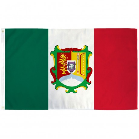 Nayarit Mexico State 3' x 5' Polyester Flag