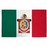 Oaxaca Mexico State 3' x 5' Polyester Flag