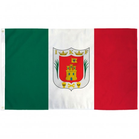 Tlaxcala Mexico State 3' x 5' Polyester Flag