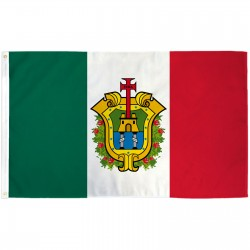 Veracruz Mexico State 3' x 5' Polyester Flag