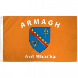 Armagh Ireland County 3' x 5' Polyester Flag