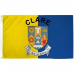 Clare Ireland County 3' x 5' Polyester Flag