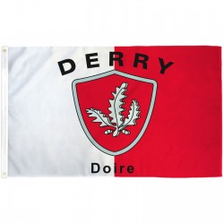 Derry Ireland County 3' x 5' Polyester Flag