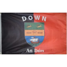 Down Ireland County 3'x 5' Country Flag
