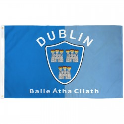 Dublin Ireland County 3' x 5' Polyester Flag