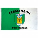 Fermanagh Ireland County 3' x 5' Polyester Flag