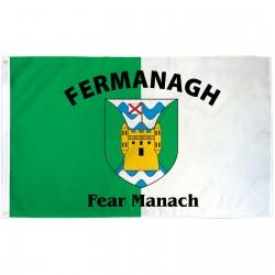 Fermanagh Ireland County 3' x 5' Polyester Flag
