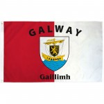 Galway Ireland County 3' x 5' Polyester Flag