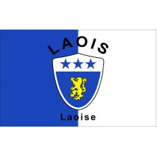 Laois Ireland County 3' x 5' Polyester Flag