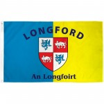 Longford Ireland County 3' x 5' Polyester Flag