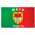 Mayo Ireland County 3' x 5' Polyester Flag