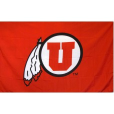 University of Utah 3'x 5' College Flag